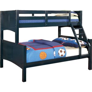 Sabine Twin over Full Bunk Bed by Viv ..