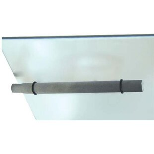 Floating Glass Shelf Brackets Wayfair