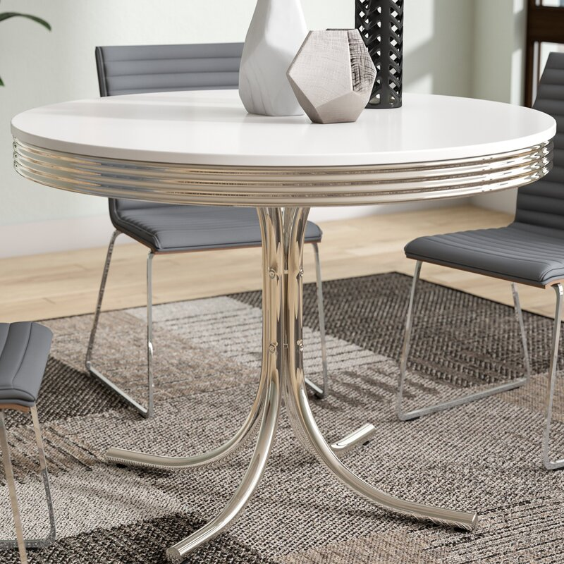 Marvelous Kewei Retro Dining Table