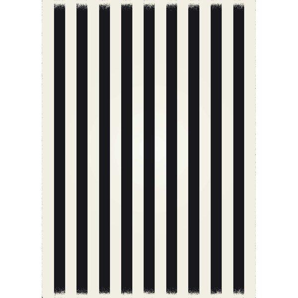 Ebern Designs Strips Of European Design Size Rug 2ft X