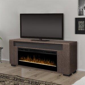 Fireplace With Sound Bar | Wayfair