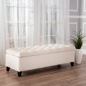 Amalfi Upholstered Storage Bench
