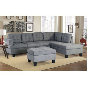 Versailles Sectional by La..