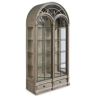 Jacey Parch Standard Curio Cabinet