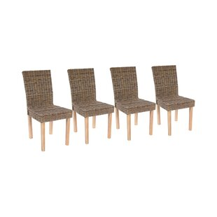 Howard Dining Chair (Set of 4) by Rosecliff Heights
