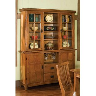 Ferryhill Wood China Cabinet  sc 1 st  Wayfair & Display Cabinets Youu0027ll Love | Wayfair