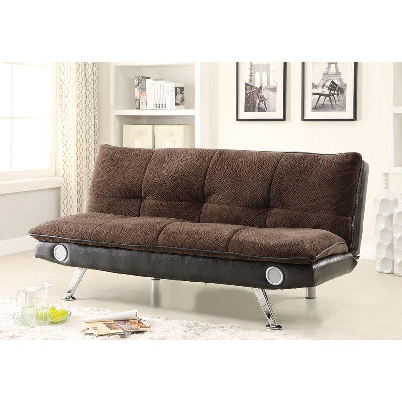 Convertible Sofa Bed Miami: Wildon Home® Convertible Sofa & Reviews