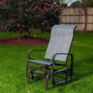 Outdoor Glider Set | Wayfair