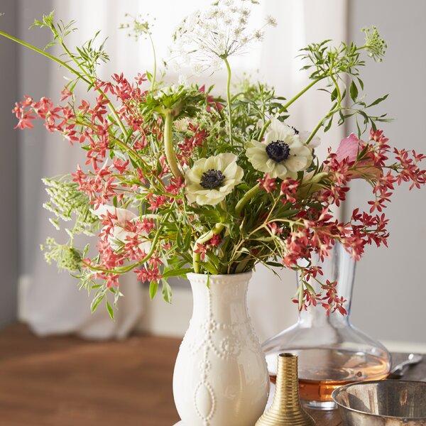 Fluted Vase Wayfair