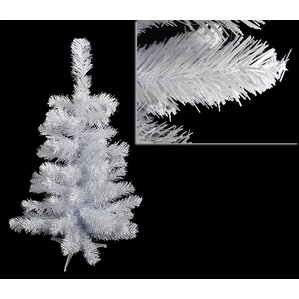 2 White Pine Artificial Christmas Tree With Stand