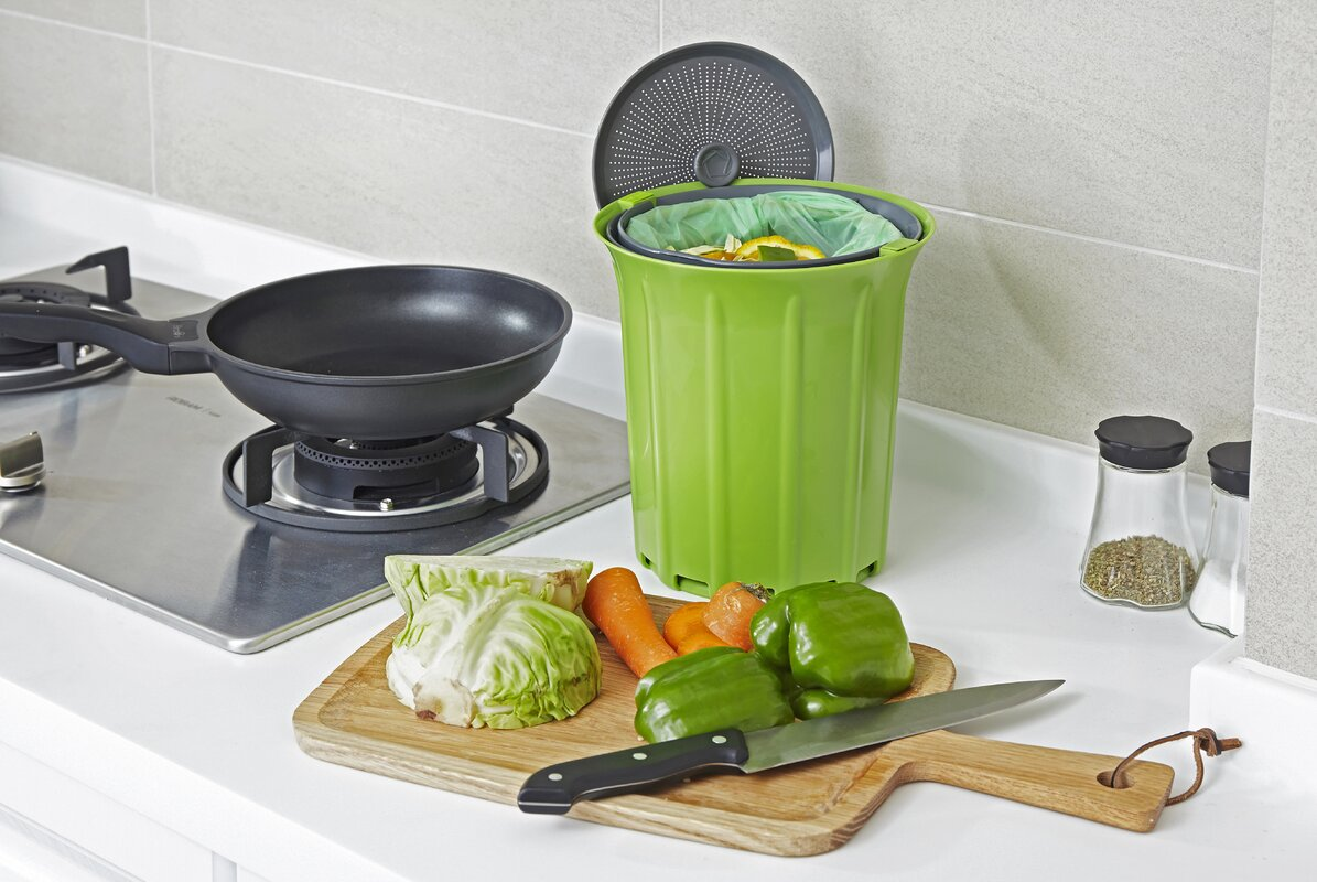 Breeze Kitchen Countertop Composter