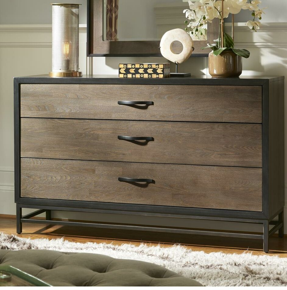 Genial Universal Furniture Spencer 3 Drawer Dresser U0026 Reviews | Wayfair