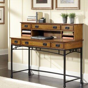 Senda Secretary Desk With Hutch