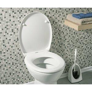 Länglicher WC-Sitz Thermoset von Eisl