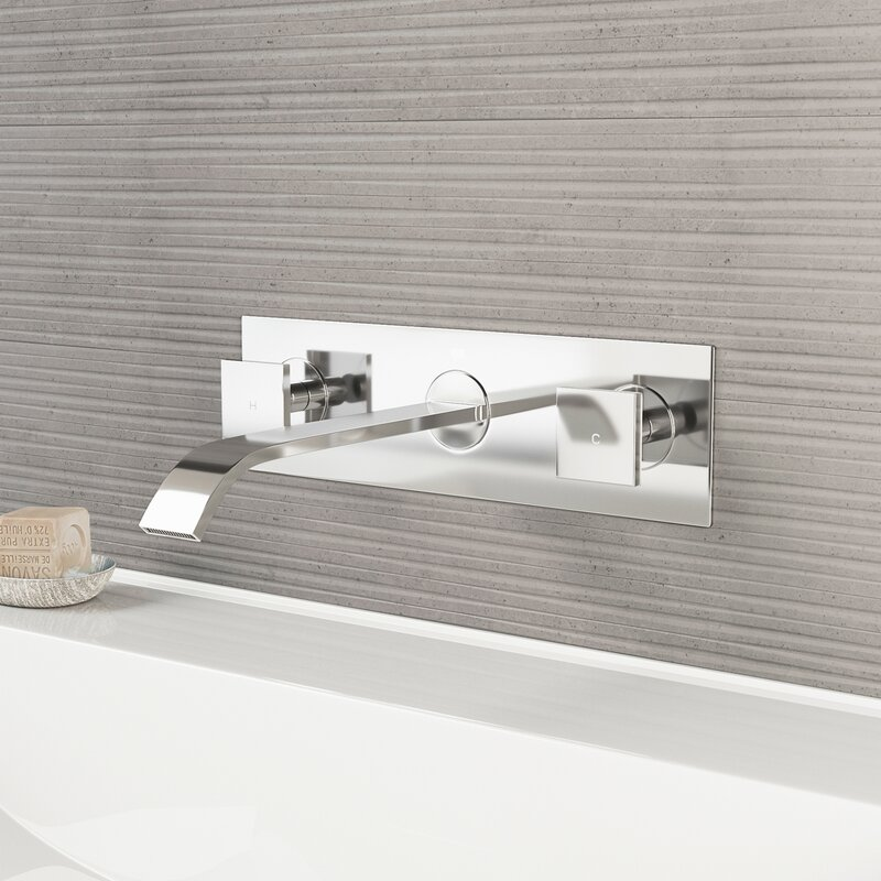 Titus Wall Mount Bathroom Faucet