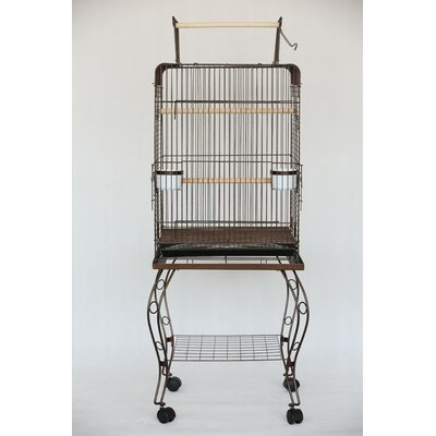 Large Bird Cages You Ll Love Wayfair