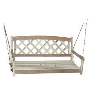 Ridgeland X Back Porch Swing