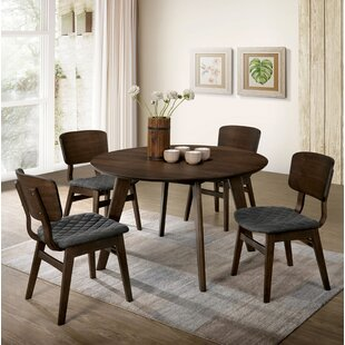 Delatorre 5 Piece Dining Set