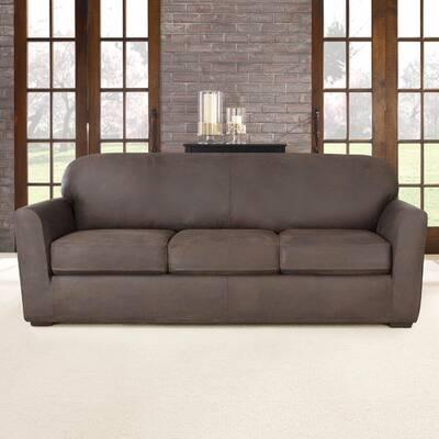 Ultimate Stretch Box Cushion Sofa Slipcover