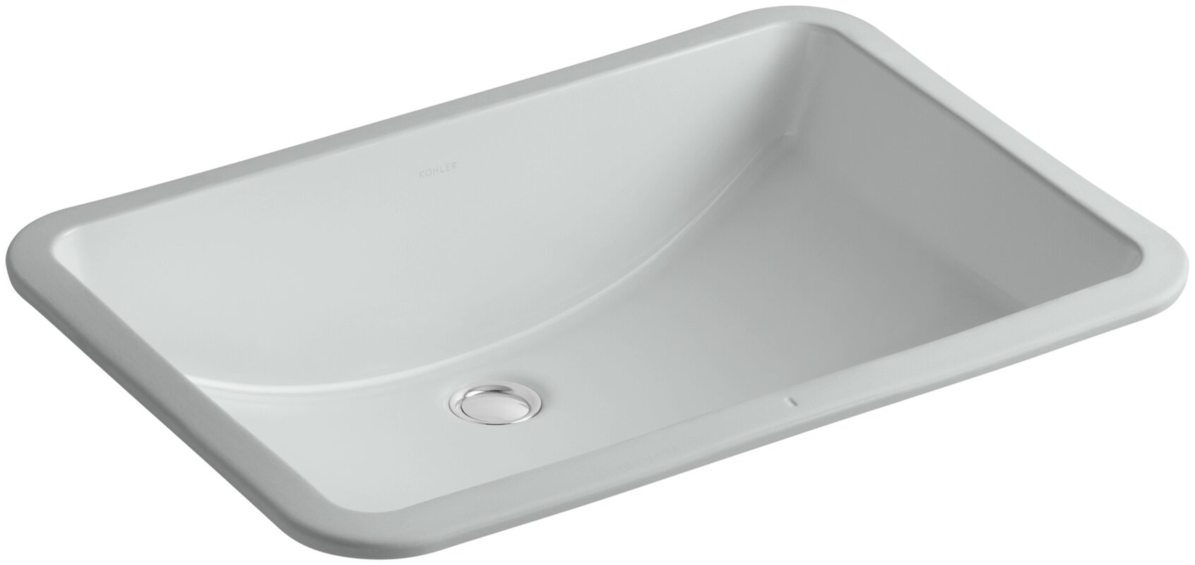 Kohler Ladena Rectangular Undermount Bathroom Sink With Overflow Reviews