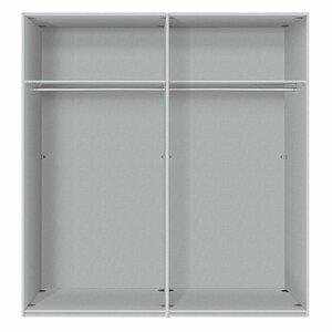 Schwebetürenschrank Vertigo, 216 cm H x 200 cm ..