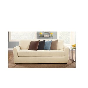 Box Cushion Sofa Slipcover Set by Sure Fit