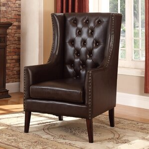 Executive Wingback Chair by BestMasterFurnit..
