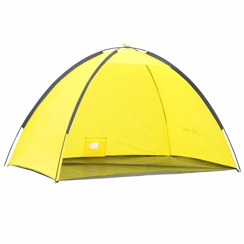 Semoo Lightweight Beach Shade 1 Person Tent with Carry Bag  sc 1 st  Wayfair & Semoo Semoo Lightweight Beach Shade 1 Person Tent with Carry Bag ...