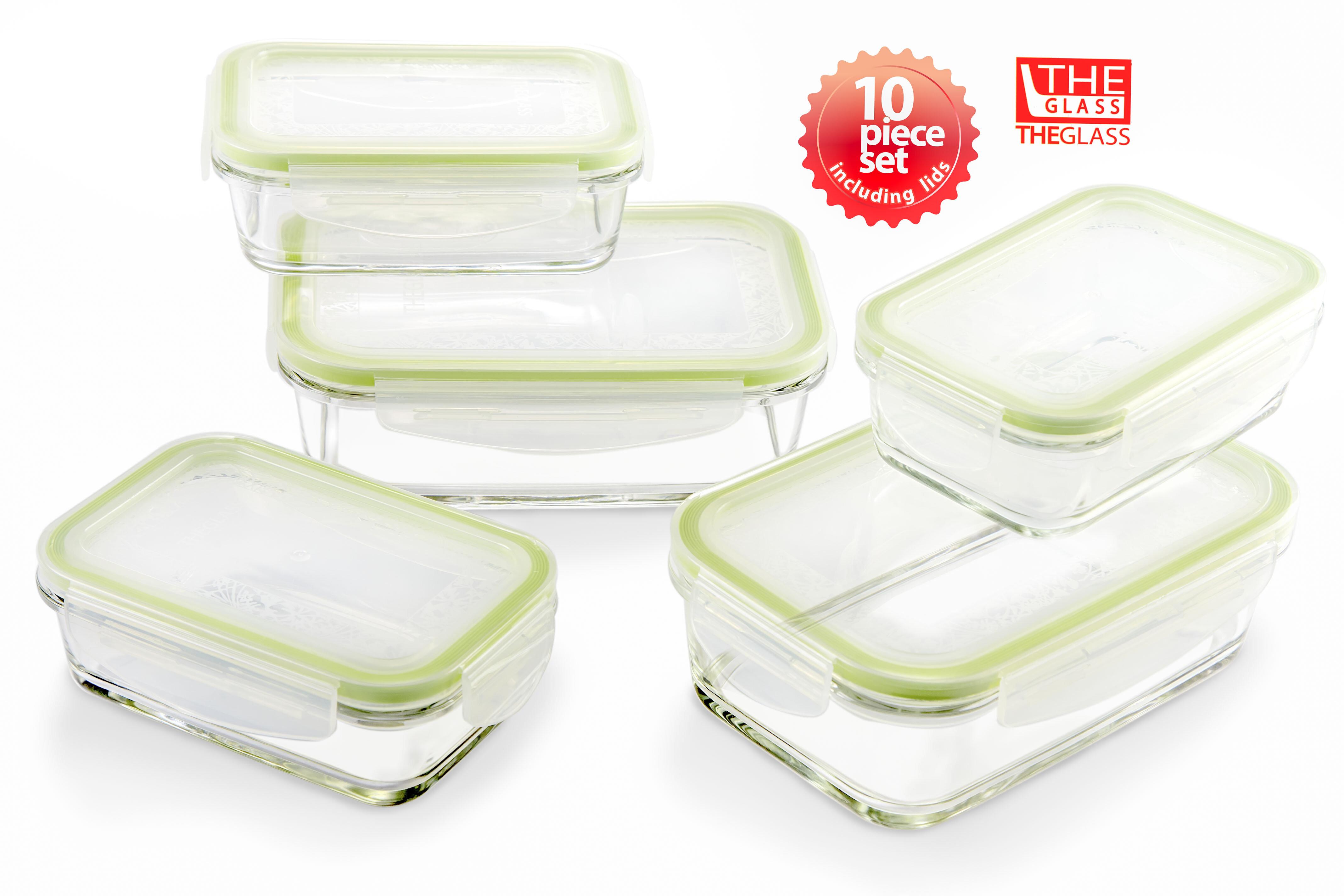 24c9d532313b Rectangular 5 Container Food Container Set