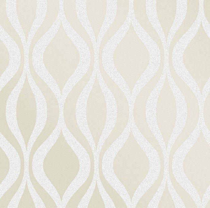 Geometric Wallpaper Pattern Wallpaper You Ll Love Wayfair Co Uk