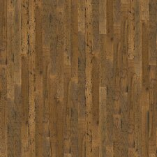 "Melrose Hickory 5"" Engineered Hickory Hardwood Flooring in Corinth"