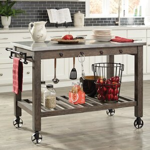 Stainless Steel Prep Stations Tables Youll Love Wayfair