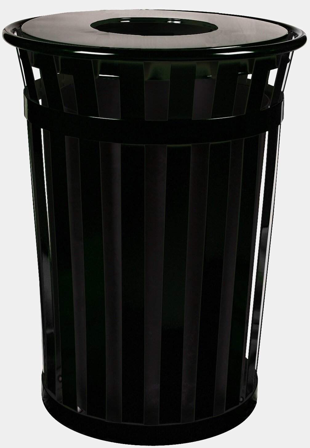 Witt Oakley Stadium Series Smb Receptacle Trash Can