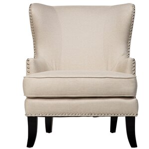 Porter International Designs Grant Wingback Chair