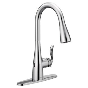 Save. Moen. Arbor Pull Down Touchless Single Handle Kitchen Faucet ...