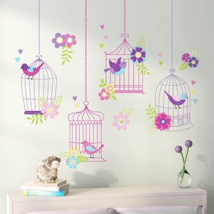 Jacob Chirping The Day Away Wall Decal