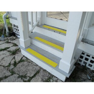 Yellow Stair Tread