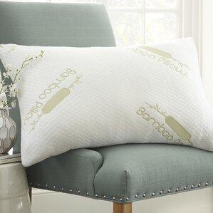 Memory Foam Queen Pillow by Alwyn Home