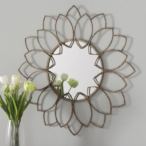 Wayfair Wall Mirrors round wall mirrors you'll love | wayfair