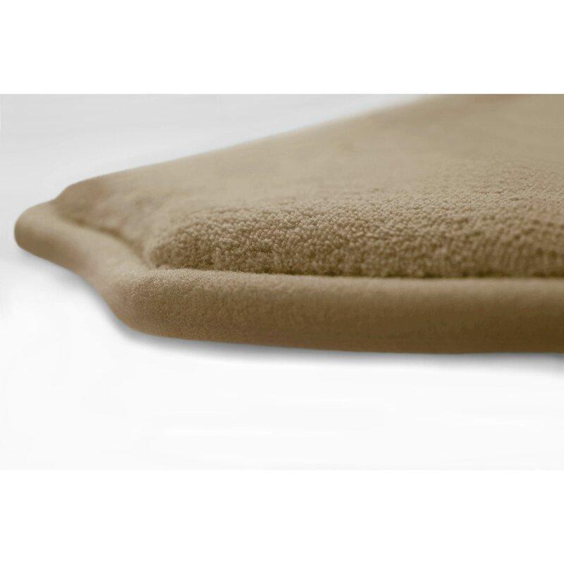 Gertie Premium Micro Plush Memory Foam Bath Mat & Reviews | Joss & Main