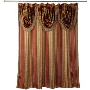 Contempo Spice Shower Curtain