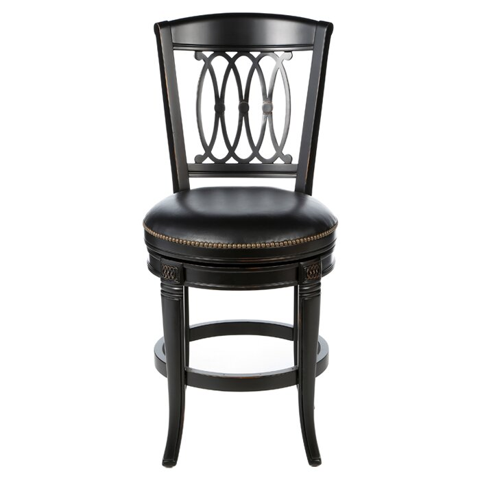 Hillsdale Montello 25 Quot Swivel Bar Stool Amp Reviews Wayfair