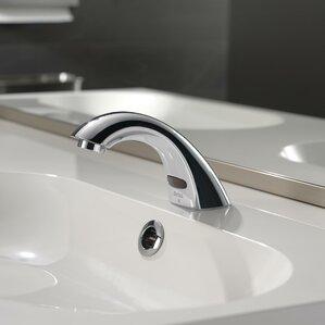 Automatic Bathroom Sink Faucets Youu0027ll Love | Wayfair