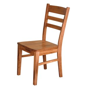Fresno Ladder Back Solid Wood Dining Chai..