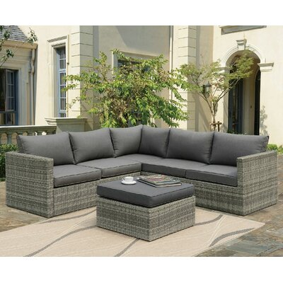 Outdoor Patio Sectional Sofas Wayfair