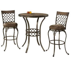 Donohoe 3 Piece Pub Table Set by Andover Mills