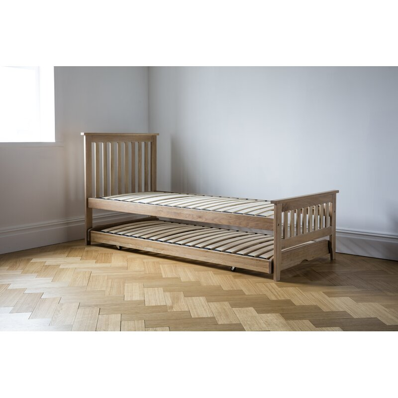 August Grove Oakridge X Cm Bed Frame Reviews Wayfaircouk - Oakridge bedroom furniture