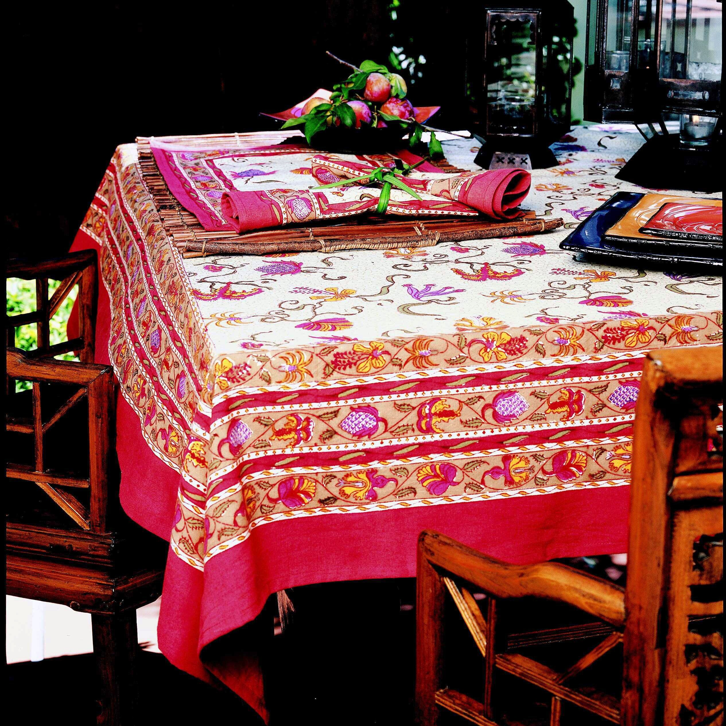 World Menagerie Clowe Tablecloth Wayfair