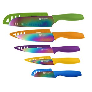 Tomodachi 10 Piece Knife Set