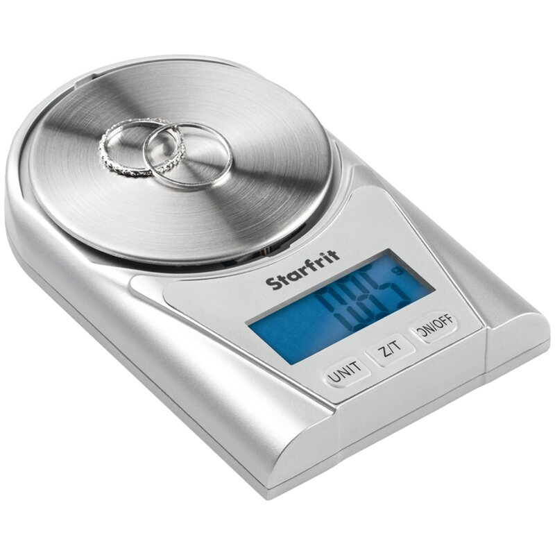High Precision Pocket Digital Kitchen Scale